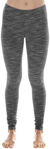 90 Degree by Reflex Soft, Warm, Activewear Yoga Pant Legging - Brushed Fabric