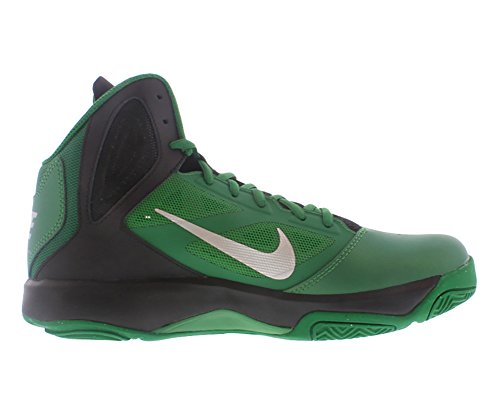 Chaussures De Basket Nike Double Fusion Bb Ii Hommes 610202-300 Pin Vert 10,5 M Us