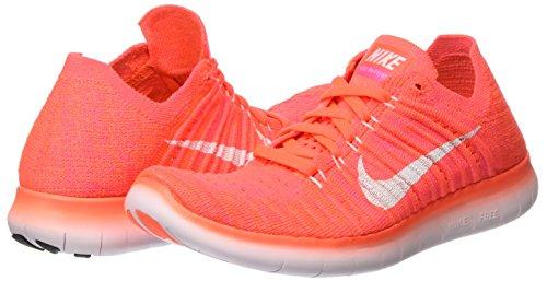 hyper Crimson 831070 Total Running Zapatillas Naranja Para Nike White Trail Orange Mujer 801 De zcAWqFqfZ