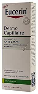 Eucerin DermoCapillaire Champú Anticaspa Grasa - 250 ml