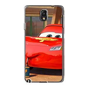 Scratch Protection Cell-phone Hard Covers For Samsung Galaxy Note3 (yIu18557VoTC) Allow Personal Design HD The Good Dinosaur Pattern