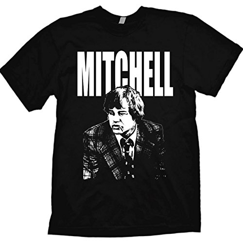 MST3K Mitchell T-shirt 1st edition Mystery Science Theatre 3000