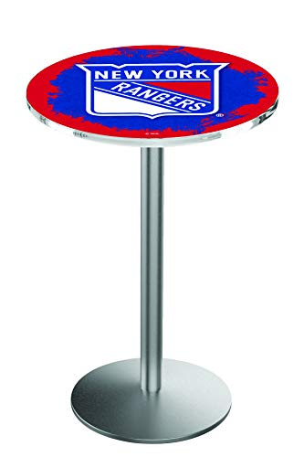 New York Rangers Pub Table