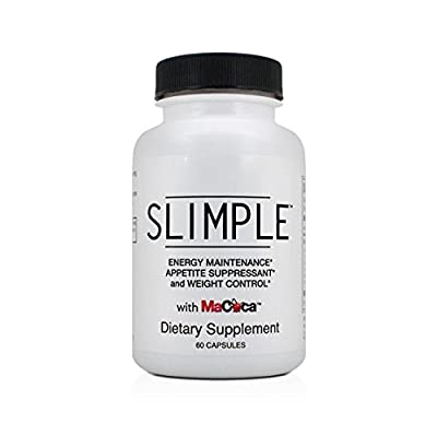 Slimple Appetite Suppressant and Weight Loss Complex