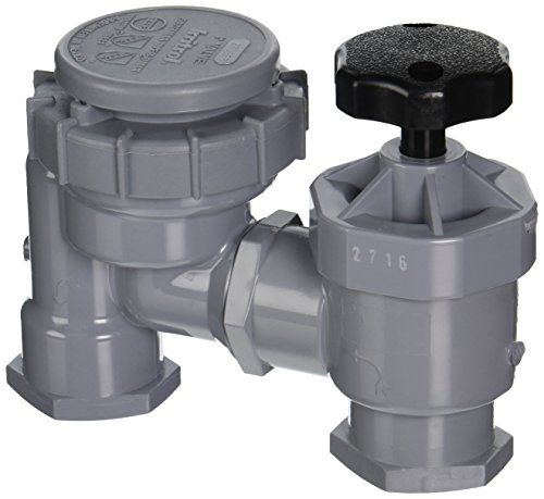 Irritrol 2709PR Anti-Siphon Manual Valve, 1