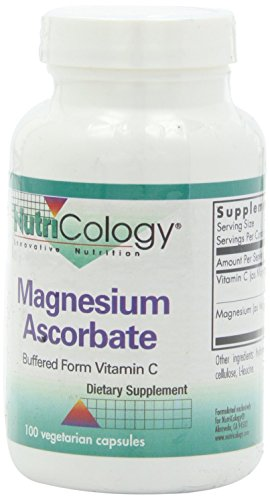 Cheap Nutricology Magnesium Ascorbate,Vegicaps, 100-Count