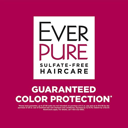 L'Oréal Paris EverPure Sulfate Free Moisture Shampoo 8.5 Fl. Oz