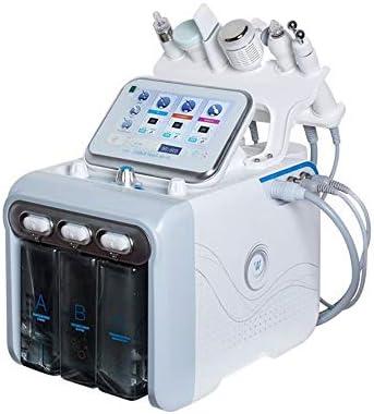 ACCDUER 6 in 1 Multifunktions-Mitesser Akne Entfernung Wasser Hydro-Dermabrasion Gesichts Sprayer Moisturing Verjüngungs-Haut-Maschine