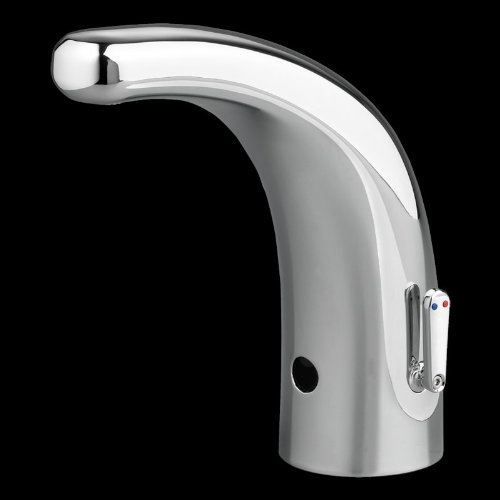 American Standard 7055205.002 Selectronic Integrated Proximity Faucet with Above-Deck Mixing, 0.5 GPM