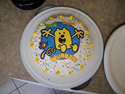 Edible Cake Images Review : Amazon.com: Customer reviews: Wow Wow Wubbzy Edible Image ...