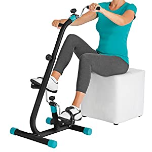 VITALmaxx 08024 Cardio Fitness Trainer Duo | Home Trainer | Spin Bike | Exercise Bike 12