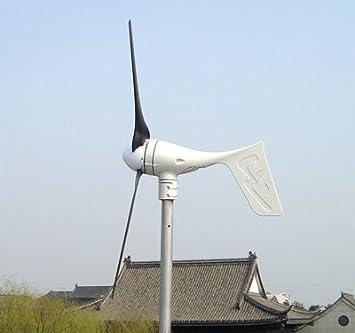 GOWE 600 W generador eólico, 600 W eólico + MPPT controlador + 500 ...