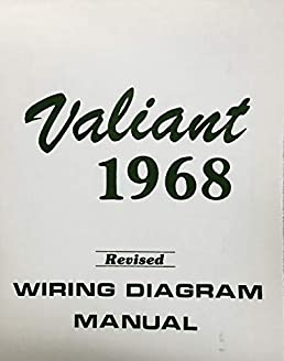 1968 plymouth valiant factory electrical wiring diagrams 1969 chevrolet truck wiring diagram 1968 plymouth wiring diagram #11