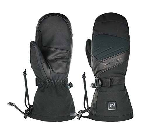 MOUNT TEC Unisex Explorer 3 Heated Performance Mitten (Extra Large) (Battery Heated Mittens)