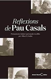 Joys and Sorrows; Reflections, by Pablo Casals As Told to Albert E. Kahn: Amazon.es: Kahn, Albert: Libros