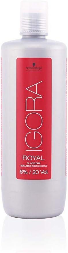 Schwarzkopf, 914-83085, Igora Royal Color & Care Developer 6% 20 Vol 1000 ml