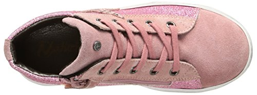 Naturino 3963 - Zapatillas de Deporte Niñas Rosa - Rose (Rosa Antico)