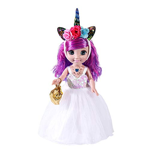 MolyPrincess Musical Doll Jenny