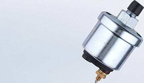 VDO 360086 Individual Pressure Sender 0-100 PSI, Single Connector, 1/8