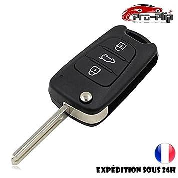Pro-Plip - Carcasa para llave de Kia Sportage, Picanto ...