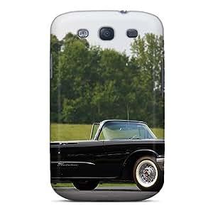 Cynthaskey NBOzOVy382vweXI Case Cover Galaxy S3 Protective Case 1958 Ford Thunderbird