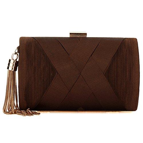 Evening Violet YYW Bag Pochette pour femme Zxd6dqOB