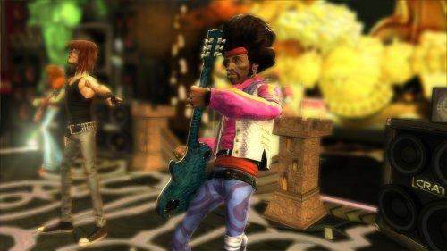 Guitar Hero III: Legends of Rock Wireless Bundle - Xbox 360 by Activision (Image #2)