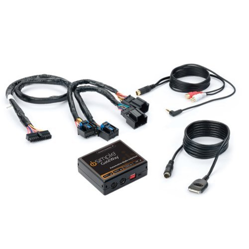 - PAC ISGM571 iSimple - Apple iPod® / iPhone® and Auxiliary Audio Input Interface with HD Radio™, Satellite Radio & Bluetooth Options for Select 29-bit LAN 2006-2009 General Motors Vehicles