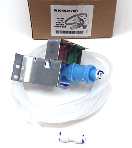 2205762 Solenoid Water Valve For Whirlpool Kenmore Kitchenaid Estate Side By Side Refrigerator