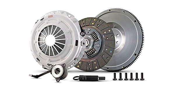 Embrague Masters 17375-hd00-rh embrague Kit (10 - 11 Audi A3/10 - 11 VW GTI/Passat FX100 calle rendimiento - sólido disco): Amazon.es: Coche y moto