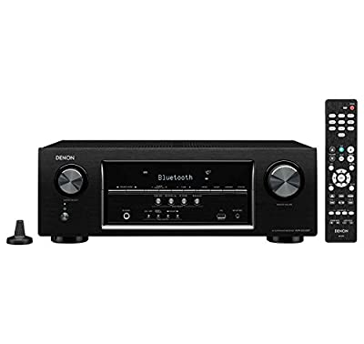 Denon AVRS530BT 5.2 Channel Full 4K Ultra HD AV Receiver (Certified Refurbished)