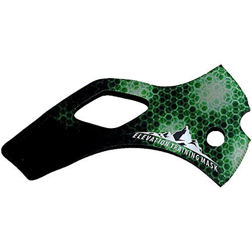 Elevation Training Mask 2.0 Matrix Sleeve Green Medium