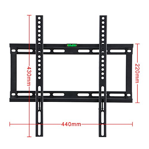 Bps Ultra Slim Tv Wall Bracket Wall Mount For 23 55 Inch