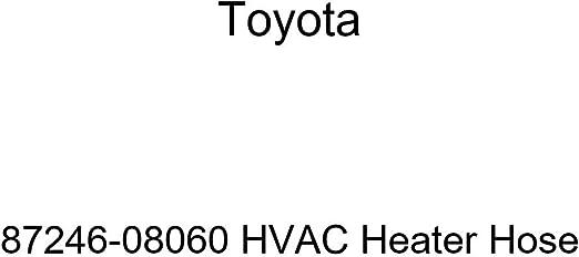 Toyota 87246-08120 HVAC Heater Hose