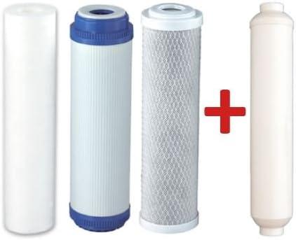 RC Pack-3-F+P 3 Osmosis + Post-Filtro: Amazon.es: Bricolaje y ...