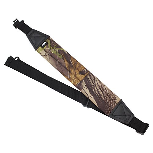 Southland Archery Universal Black Padded Crossbow Sling (Camo)