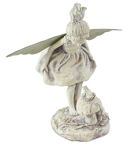 Fairy and the Frog Prince Decorative Figurine