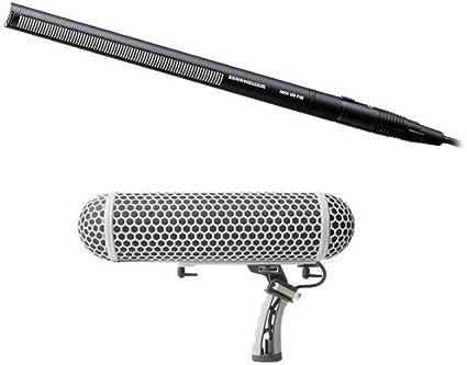 Parabrisas De Sennheiser mkh60 Gutmann parabrisas del micrófono mkh60 P48