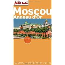MOSCOU, ANNEAU D'OR, 2012-2013 + PLAN DE VILLE