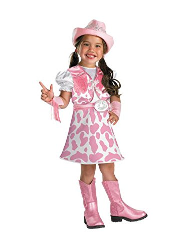 Disguise Wild West Cutie Toddler Costume,