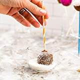 5.9 Inch Cake Pop Sticks, 100 Biodegradable