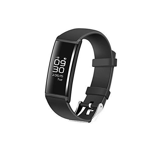 blulover Hr10 Smart Bracciale Frequenza Cardiaca Pressione Arteriosa Monitor orologio Impermeabile Per Android Ios