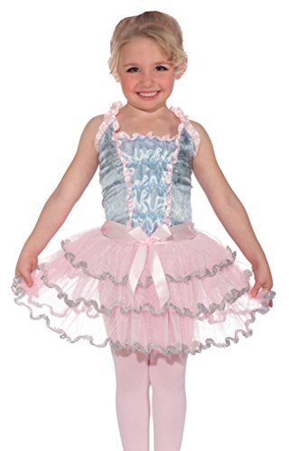 Ballerina Halloween Costume (Forum Novelties Deluxe Ballerina Princess Child's Costume, Small)