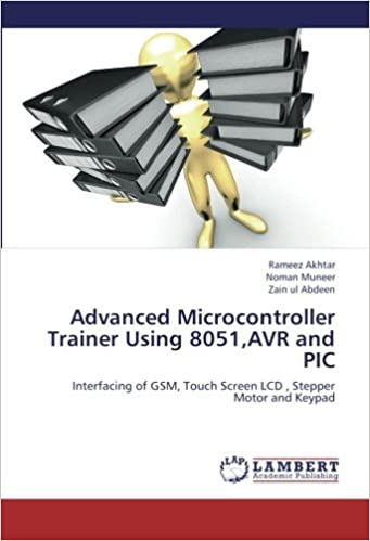 Advanced Microcontroller Trainer Using 8051, AVR and PIC
