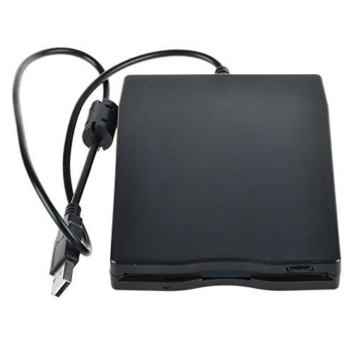 Flashmen USB Floppy Drive External USB 3.5″ 1.44MB Floppy Disk Drive Windows XP/7/8, iMac