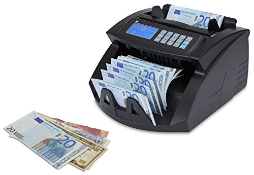 ZZap NC20 Bill Counter - Money Cash Currency Machine by ZZap (Image #2)