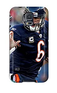Pamela Diy Best chicagoears NFL Sports & Colleges newest Samsung AVD1ltIRB0R Galaxy S5 case covers