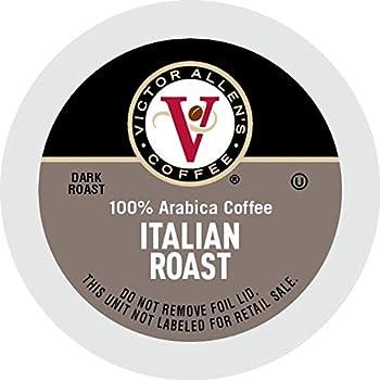 Victor Allen's Italian Dark Roast K Cup