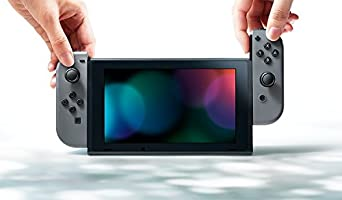 Nintendo Switch - Consola Color Gris + 1-2 Switch: Amazon.es ...