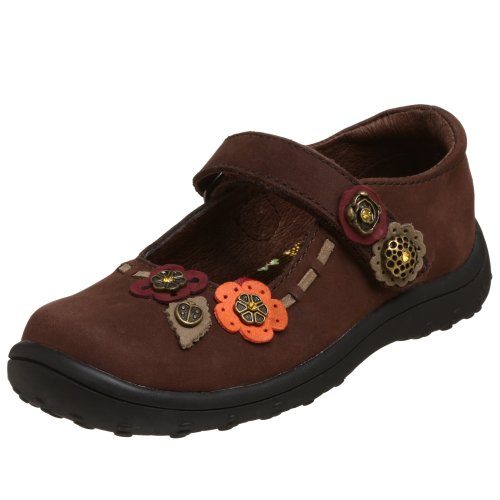 Nina Toddler/Little Kid Leeza Mary Jane,Fudge Nubuck,7 W US Toddler